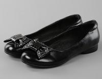 Туфли школьные для девочки KB047 KING BOOTS