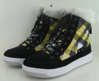 Кеды зимние KB0194J Gelb KING BOOTS