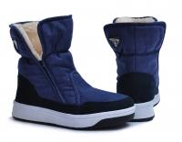 Полусапожки женские KB330BL Blau KING BOOTS