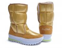 Сапоги женские KB377YY Gelb KING BOOTS