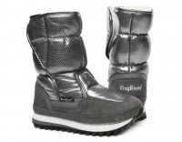 Сапоги женские 0288PS Silber KING BOOTS