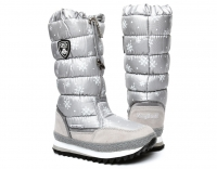 Сапоги женские 0287S Silber  KING BOOTS