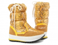 Сапоги женские 0183PY Gelb  KING BOOTS