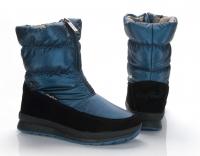 Сапоги детские KB515BL Blau Синий KING BOOTS Германия