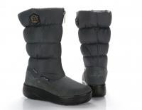 Сапоги женские KB581GR Grau Серый KING BOOTS Германия