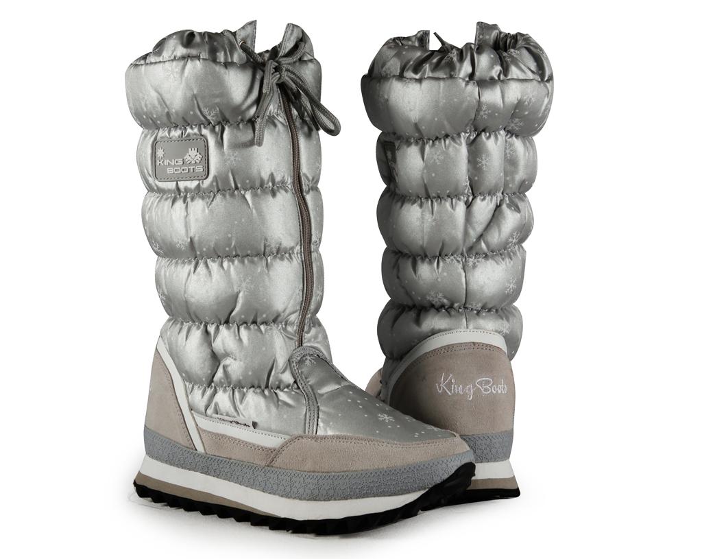 Зимние сапоги-дутики